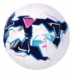As company Μπάλα δερμάτινη ποδοσφαίρου Vortex 5001-15936 5203068159368
