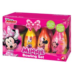As company Σετ Bowling Minnie 5202-02044 5203068020446