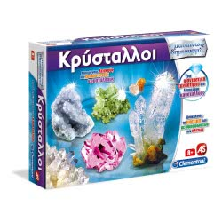 As company Κρύσταλλοις - Μαθαίνω Και Δημιουργώ 1026-63997 8005125639977