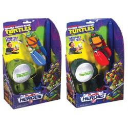 As company Λαμπάδα Flying Heroes Turtles - 2 σχέδια 1500-15635 5203068156350