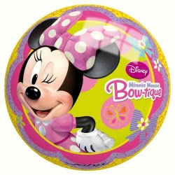 John Μπάλα 23Cm Mickey Mouse Clubhouse Minnie 50689 4006149506898