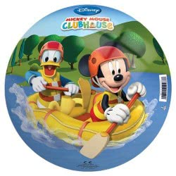 John Μπάλα 23cm Μickey Mouse Clubhouse 50283 4006149502838