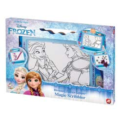 As company Πίνακας Γράψε - Σβήσε Disney Frozen 1028-12331 5203068123314