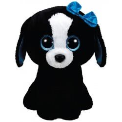 ty Χνουδωτό Σκύλος Μαύρος / Ασπρος 1607-36839 008421368396