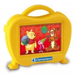As company Clementoni Παζλ Κύβοι 6Τεμ Disney: Winnie The Pooh 1100-40646 8005125406463