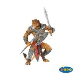 papo Λιοντάρι Πολεμιστής 38945 PAPO 3465000389451