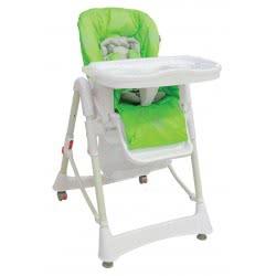 just baby Καρεκλάκι Φαγητού Gusto Πράσινο JB-6003GREEN 5221275904632