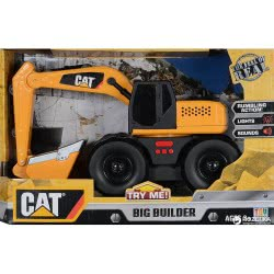 TOY STATE Cat Excavator - Big Nuilder 36/34675 011543346753