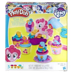 Hasbro Play-Doh My Little Pony Pinkie Pie Cupcake Party B9324 5010993327782