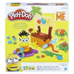 Hasbro Play-Doh Minions Paradise B9028 5010993355716