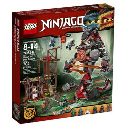 LEGO Ninjago Η Αυγή Του Σιδερένιου Ολέθρου 70626 5702015865838