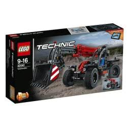 LEGO Technic Τηλεσκοπικός Φορτωτής 42061 5702015869683