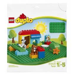 LEGO Duplo Μεγάλη Πράσινη Βάση Κατασκευών 2304 5702015989480