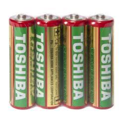 TOSHIBA Μπαταριές  Heavy Duty Aa R6 0284171 4904530591419