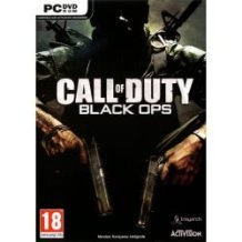 Activision PC CALL OF DUTY BLACK OPS 5030917085895 5030917085895