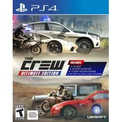 UBISOFT Ps4 The Crew Ultimate Edition 3307215982167 3307215982167