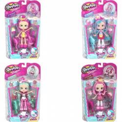 GIOCHI PREZIOSI Shopkins Shoppies S6 Shef Club Κούκλες - 4 Σχέδια HPK62400 8056379014355