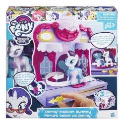Hasbro My Little Pony Rarity Fashion Runway B8811 5010993329175