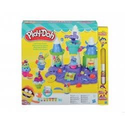 Hasbro Λαμπάδα Play-Doh Ice Cream Castle Κάστρο Παγωτού B5523 5010994953997