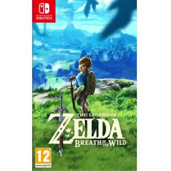 Nintendo NS THE LEGEND OF ZELDA: BREATH OF THE WILDs  045496420055