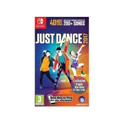 UBISOFT NSW Just Dance 2017 - Nintendo Switch Game  3307216009344
