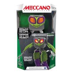 MECCANO Ρομπότ Micronoid Πράσινο TOY.MEC.00053 5201610170816