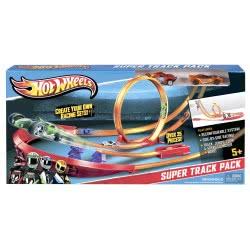 Mattel Hot Wheels Πιστά Με 2 Αυτοκινητάκια Y0276 746775184896