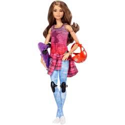 Mattel Barbie Νέες Αμέτρητες Κινήσεις - Σκέιτερ DVF68 / DVF70 887961368185