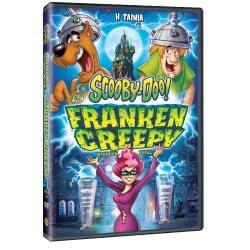 Tanweer Dvd Scooby-Doo! Frankencreepy Dvd 5212006102106 5212006102106