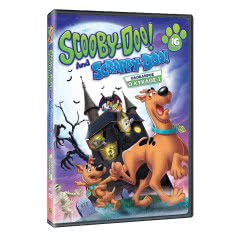 Tanweer Dvd Scooby Doo And Scrappy Doo The Complete Season 1 5212011400525 5212011400525