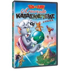 Tanweer Dvd Tom And Jerry Spy Quest 000455 5212011400778