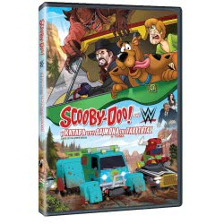 Tanweer Dvd Scooby-Doo And Wwe: Curse Of The Speed Demon 001019 5212011402185
