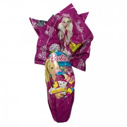 OSCAR Πασχαλινό Αυγό Barbie Με Σοκολάτα Γάλακτος 150gr 06.951 5202460009516