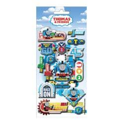 Diakakis imports Αυτοκόλλητα Puffy Thomas The Train 570418 5205698197833