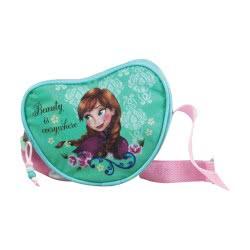 Diakakis imports Τσαντάκι Ώμου Καρδιά 17X18x5 Frozen 561738 5205698211720