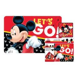 Diakakis imports Σετ Σουπλα σουβερ Mickey 4τεμ. 000561544 5205698213380