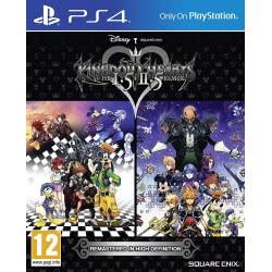 SQUARE ENIX PS4 Kingdom Hearts HD 1.5 And 2.5 Remix 5021290077614 5021290077614