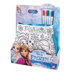 As company Τσαντα Ζωγραφικής Royal Bag Frozen 1080-05160 5203068051600