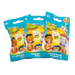 Real Fun Toys Bbuddieez Flowpack Με 2 Φιγούρες Buddiez 15002 852675002342