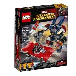 LEGO Super Heroes Iron Man: Ο Detroit Steel Επιτίθεται 76077 5702015868624