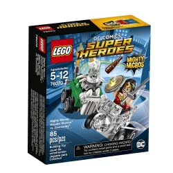 LEGO Super Heroes Mighty Micros: Γουόντερ Γούμαν Εναντίον Ντούμσντεϊ 76070 5702015869072