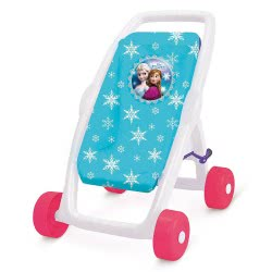 Smoby Καροτσάκι Κούκλας Frozen First Pushchair 7/250245 3032162502457