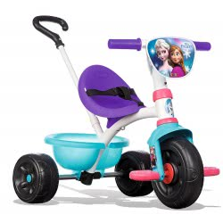Smoby Τρίκυκλο Ποδηλατάκι Frozen Be Move Tricycle 740309 3032167403094