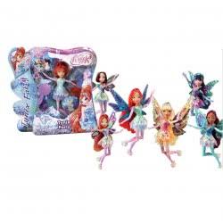 GIOCHI PREZIOSI Winx Tynix Fairy - 6 Σχέδια WNX22000A 8056379013471