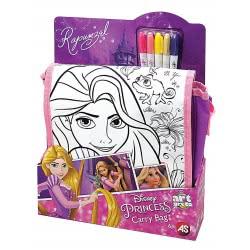 As company Disney Princess Rapunzel Τσάντα Ζωγραφικής Carry Bag 1080-05161 5203068051617