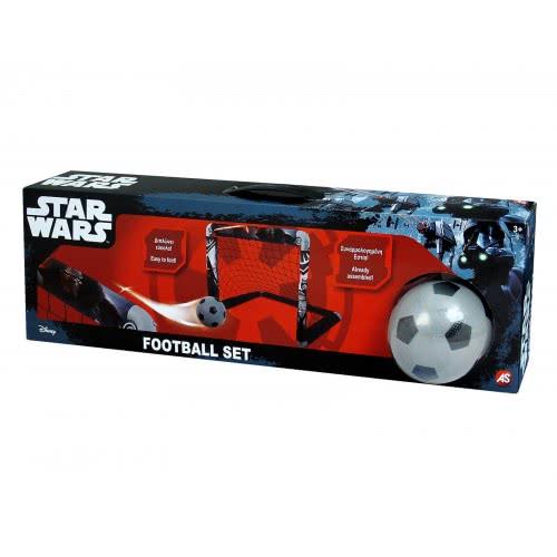 As company Σετ Εστία Ποδοσφαίρου Star Wars 5202-14005 5203068140052