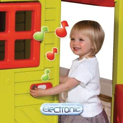 Smoby Neo Floralie Playhouse Σπιτάκι Κήπου 310300 3032163103004