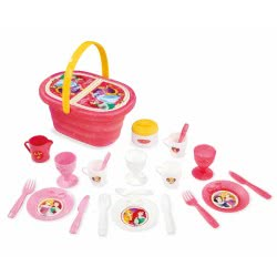Smoby DISNEY PRINCESS ΚΑΛΑΘΙ PIC-NIC BASKET 310554 3032163105541