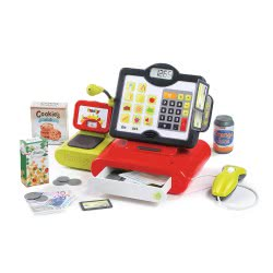 Smoby Ταμειακή Μηχανή Electronic Cash Register 350102 3032163501022