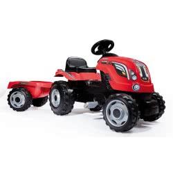Smoby Τρακτέρ Με Καρότσα Farmer XL Red 710108 3032167101082